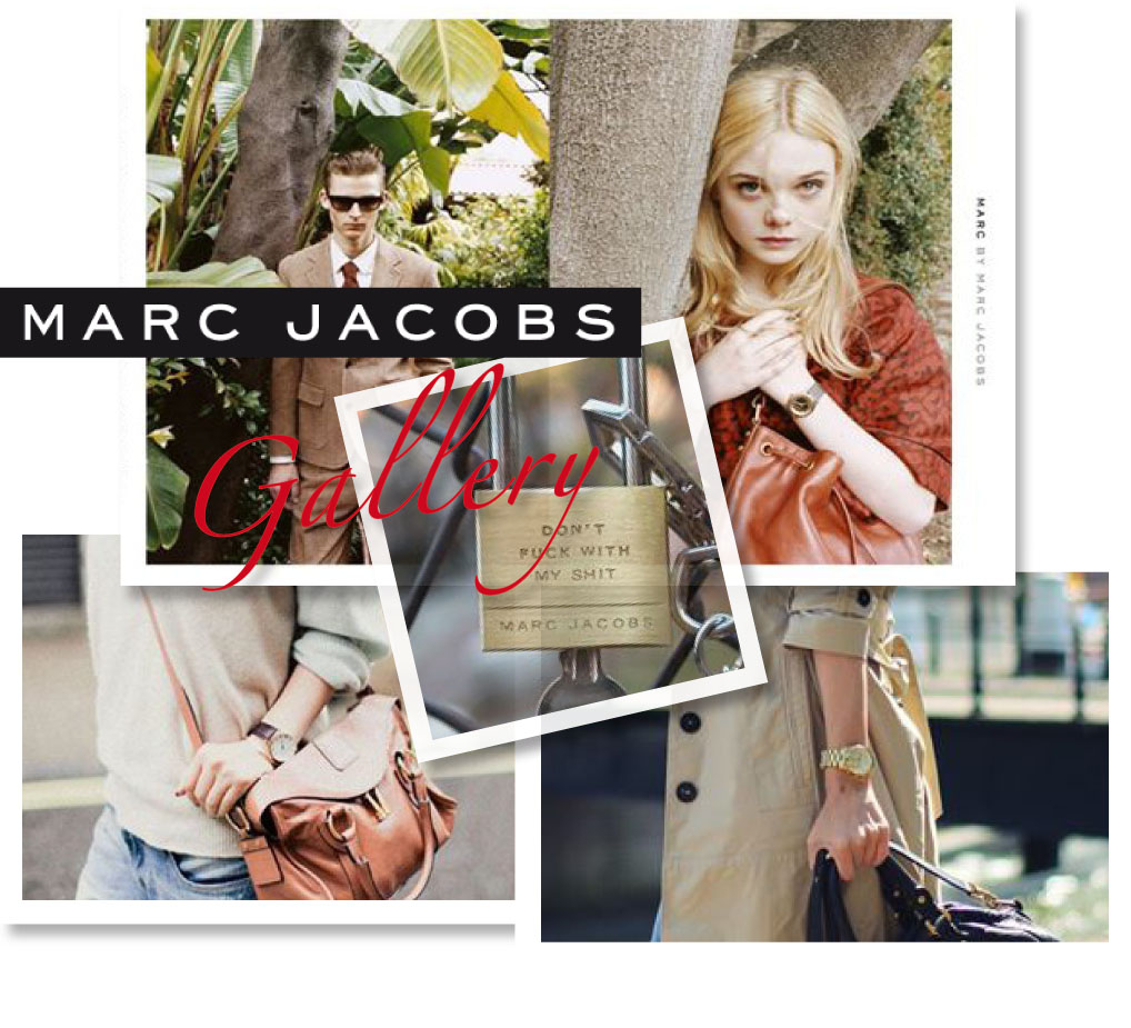 Marc Jacobs Gallery